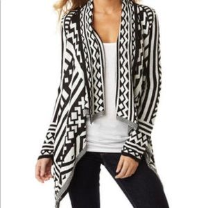Staring at Stars Aztec Cardigan Small